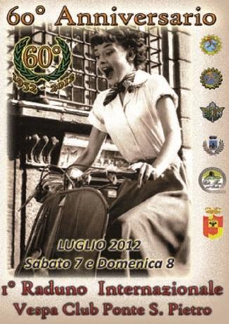 1° Raduno Internazionale Ponte San Pietro - Motociclismo